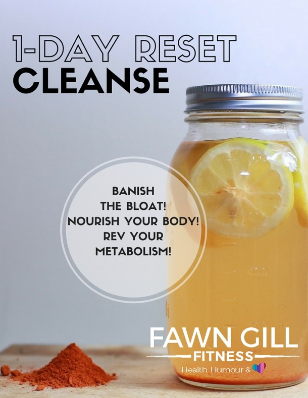 1-Day Reset Cleanse pic