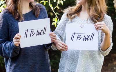 There is Wisdom in Your Anxiety